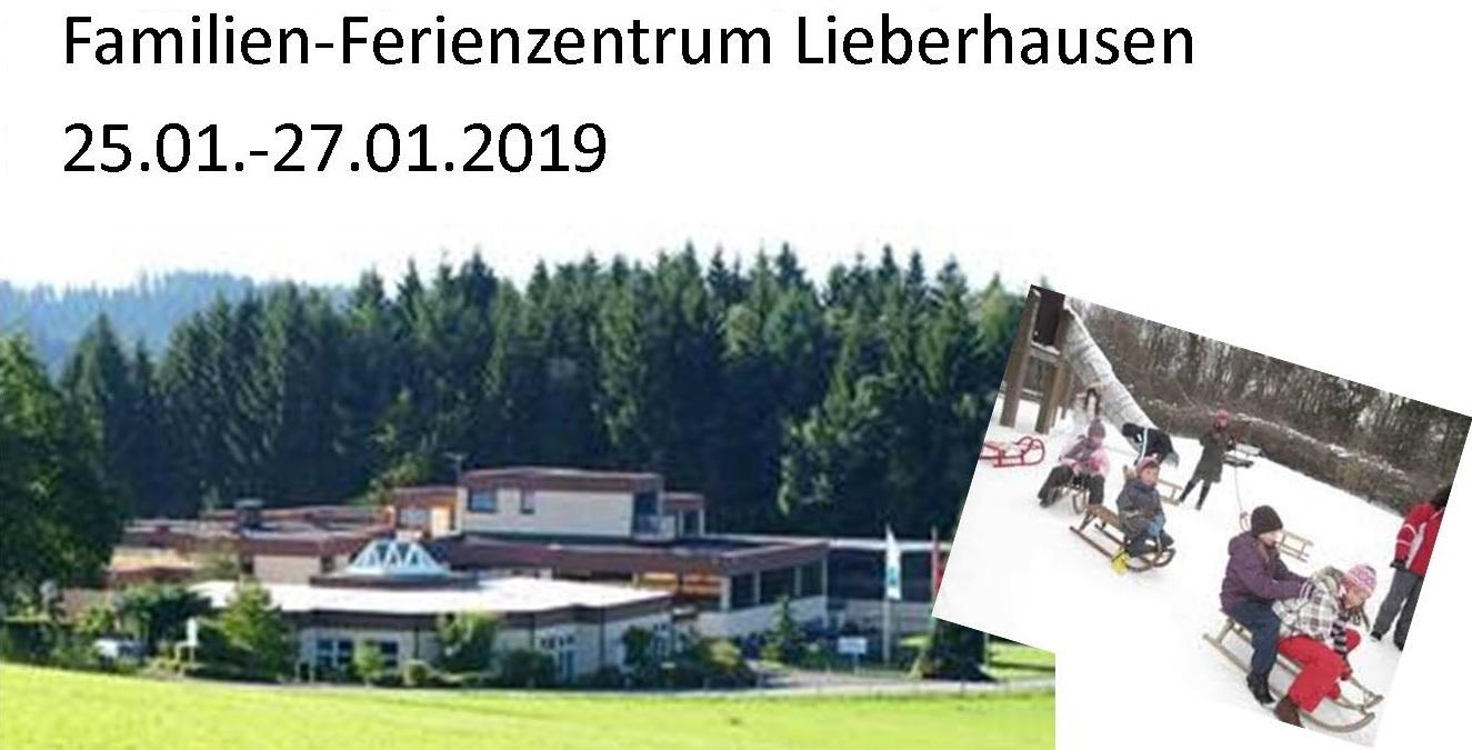 Wochenendfreizeit Lieberhausen